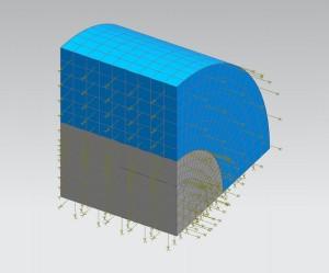 Úloha nalisování a podmínky symetrie
